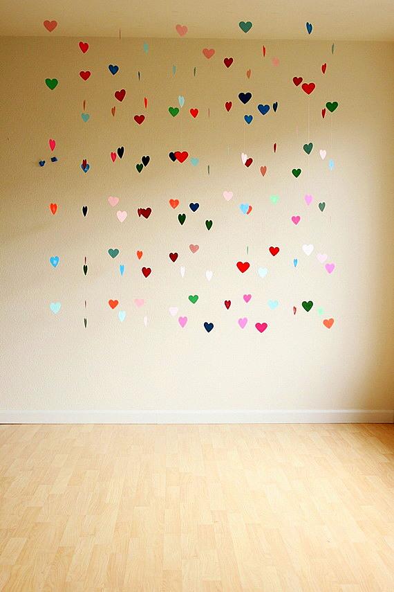 napravi si sam dekoraciq za sveti valentin