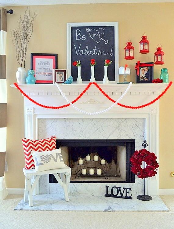 lesna dekoraciq za sveti valentin