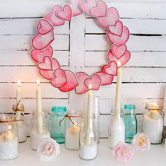 romantichna ideq za sveti valentin