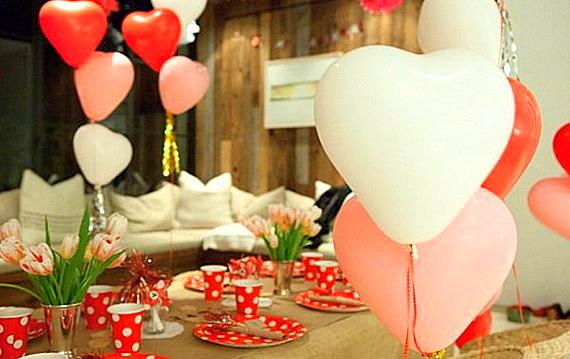 sveti valentin idei s baloni