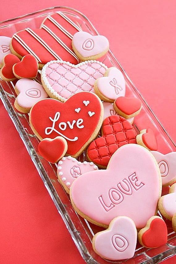 sladki za sveti valentin