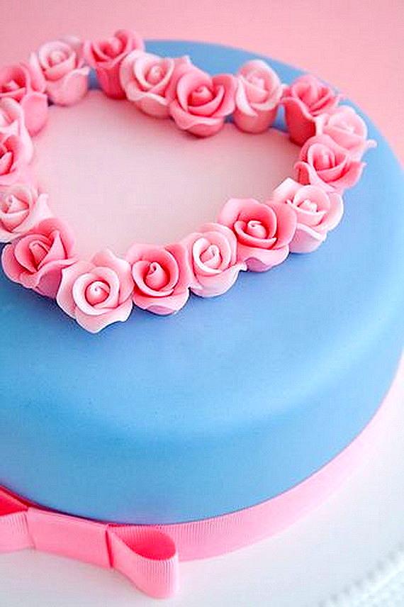 ideq za torta za sveti valentin