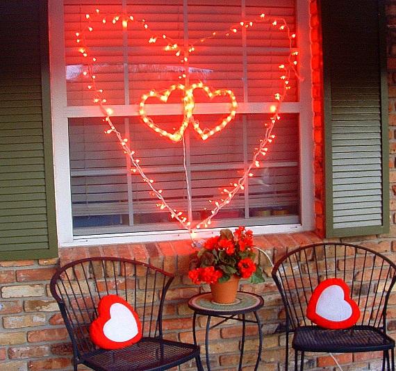 idei za ukrasa sveti valentin