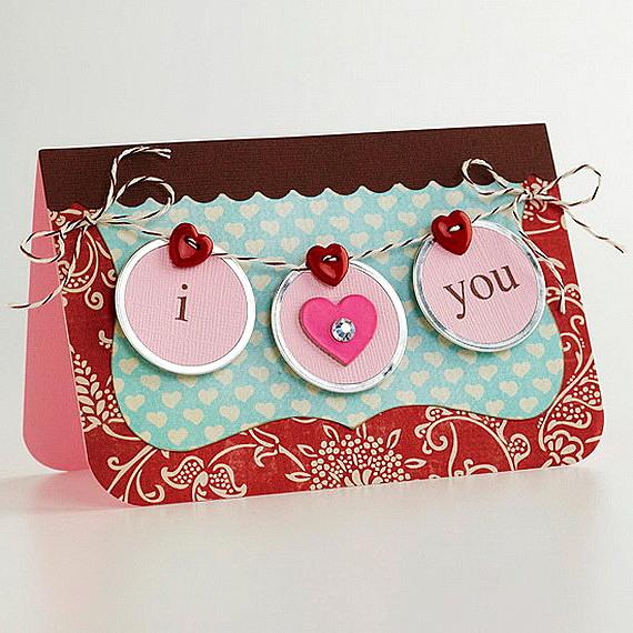 napravi si sam kartichka za sveti valentin