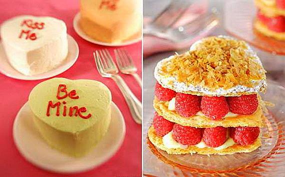 sveti valentin idei za romantichna zakuska