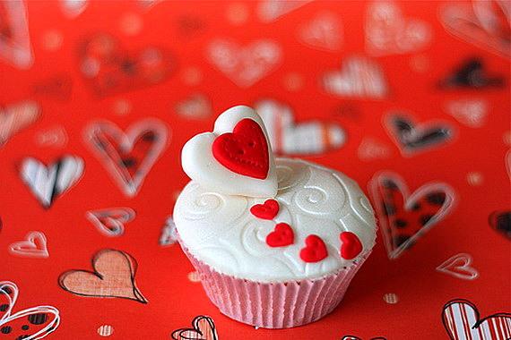 mufini za sveti valentin