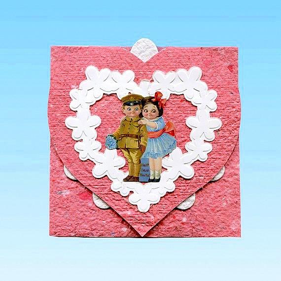 sveti valentin kartichka napravi si sam