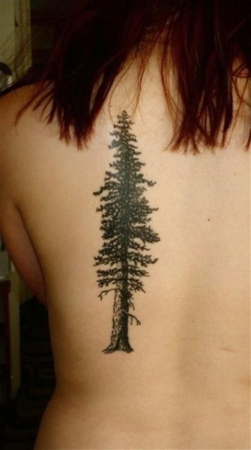 татуировки-дърво