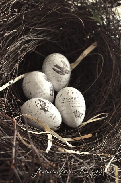 интересни великденски яйца