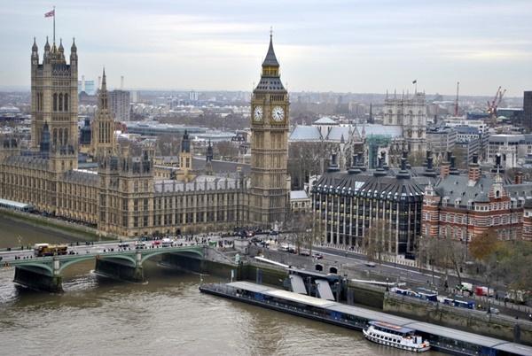 лондон забележителности