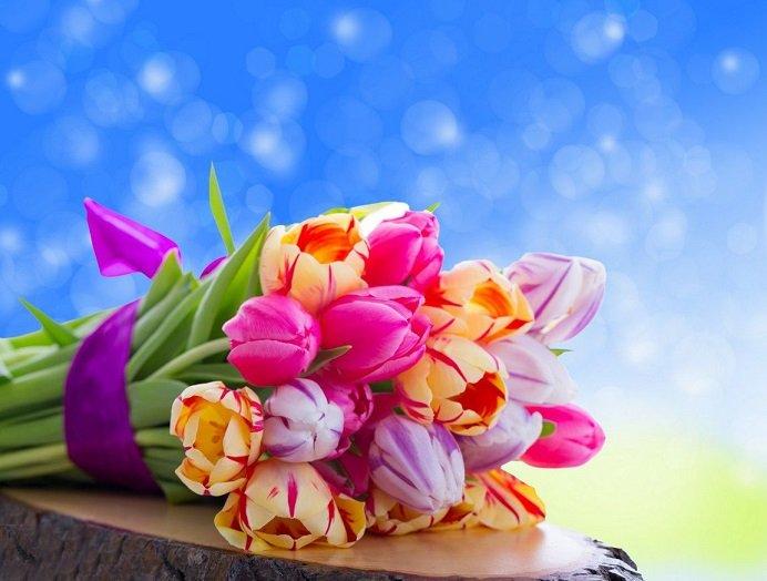 pожелания за Цветница