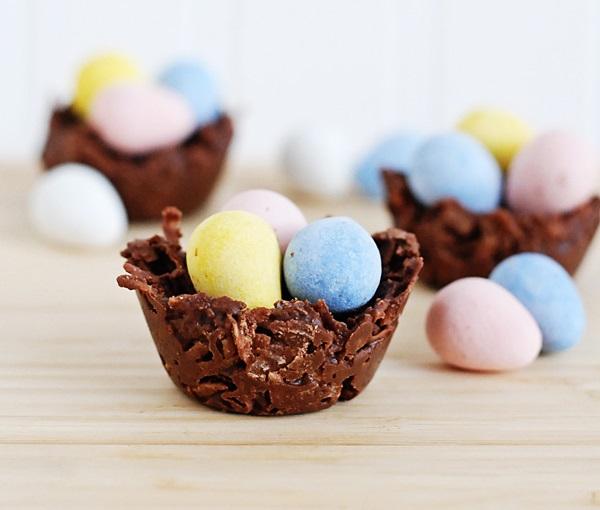 recepta za shokoladovi velikdenski gnezda za qica