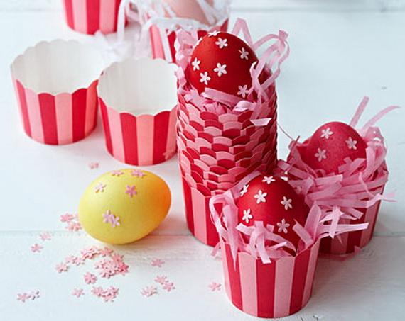декориране на великденски яйца