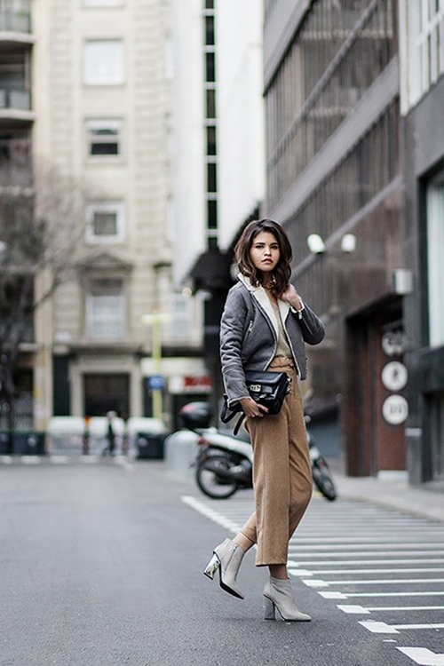 damski pantaloni