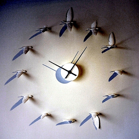 стенни-часовници