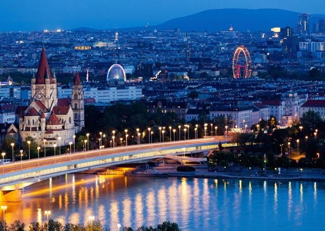 Виена забележителности