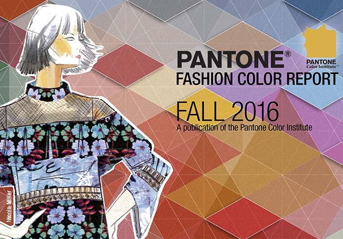 цветове тенденции есен 2016