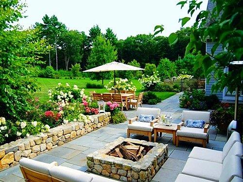 Градина – външни постройки с домашен уют