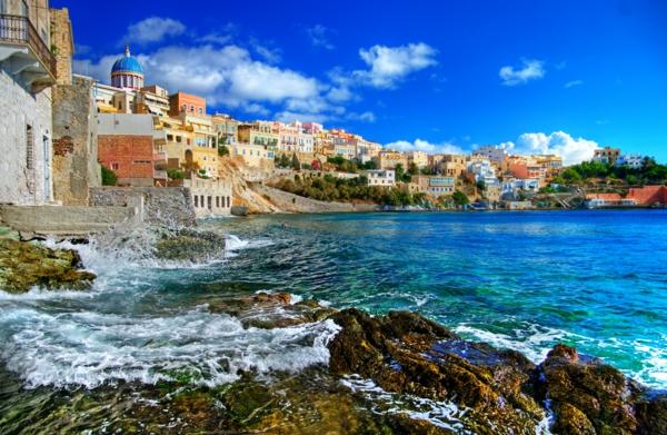 почивка в Гърция