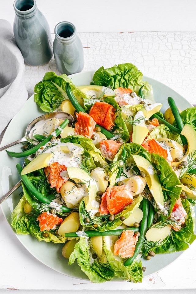 рецепти за зелена салата