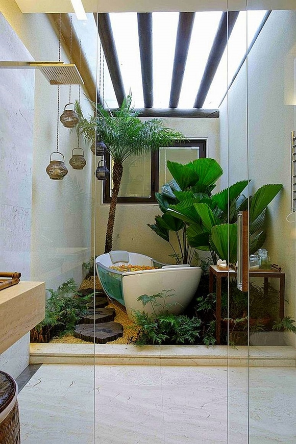 дизайн на баня