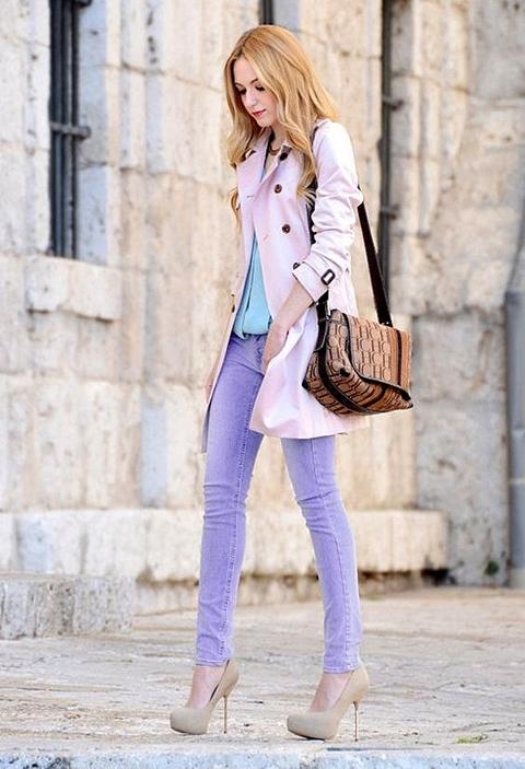 пастелни цветове