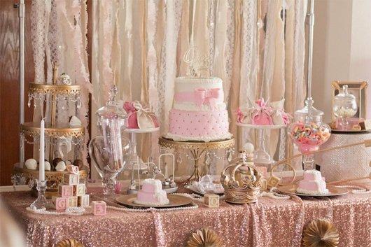 идеи за бебешко парти