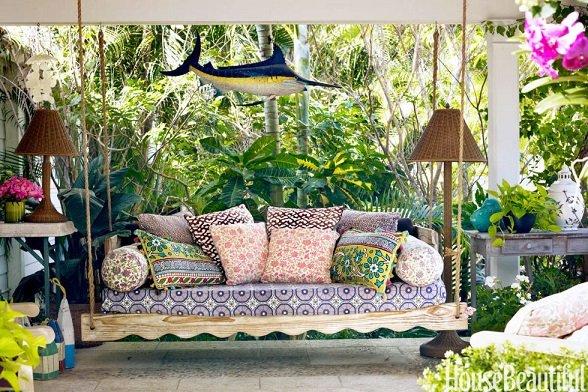 Декоративни елементи и идеи за градината и двора