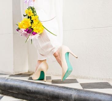 svatbeni obuvki