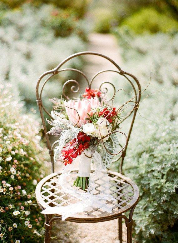 сватбен букет