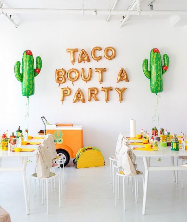теми за парти