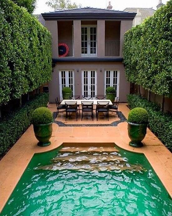 малки басейни