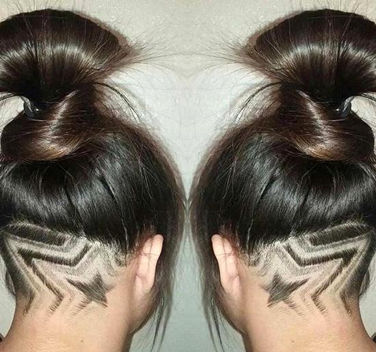 прически с татуировки от коса