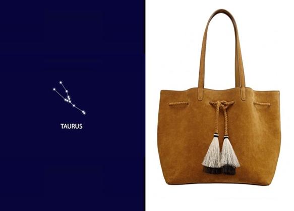 зодии и дамски чанти