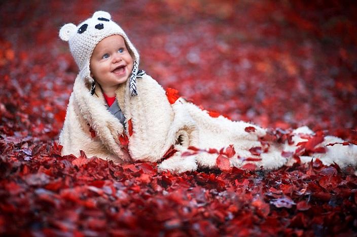 детски песни за есента
