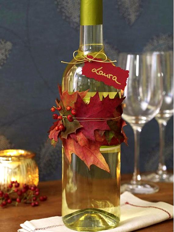 есенна украса