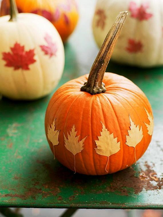 есенна украса за детска градина