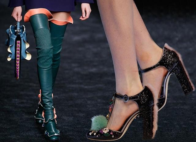 обувки есен-зима
