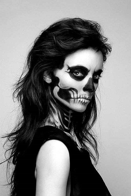 grim za helouin skelet