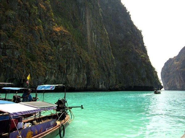 острови фи фи тайланд
