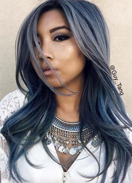 цвят на косата