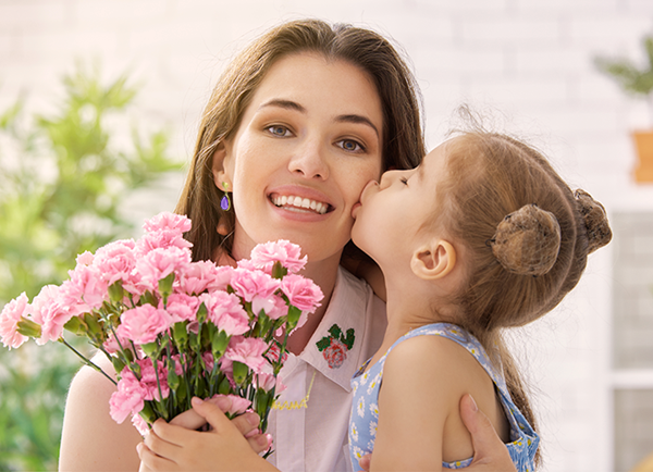 Пожелания за Рожден ден на майка