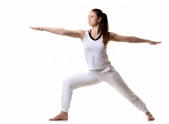 йога пози