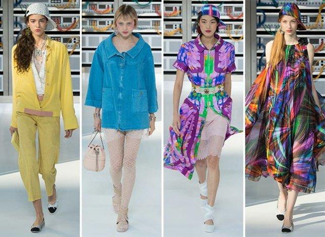 moda prolet lqto 2017 chanel