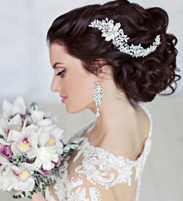 прическа за сватба