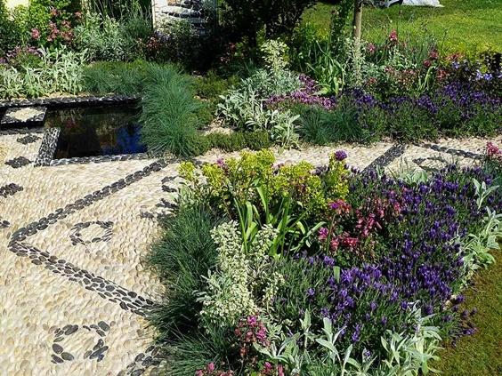 декор на градини