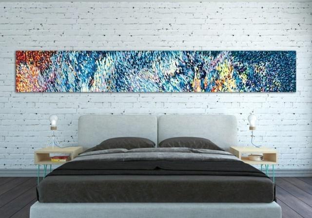 dekoraciq na stenata s kartina