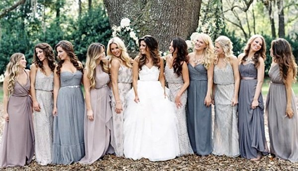 тенденции сватби