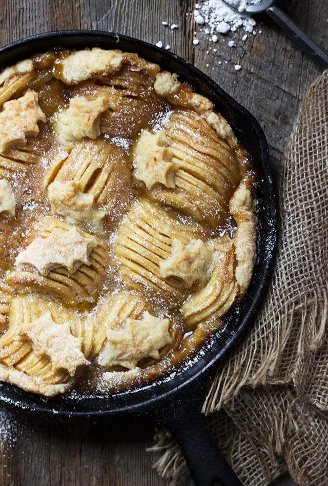ябълков пай рецепта