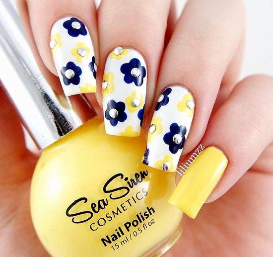 декорации на нокти